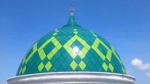 Model Kubah Masjid