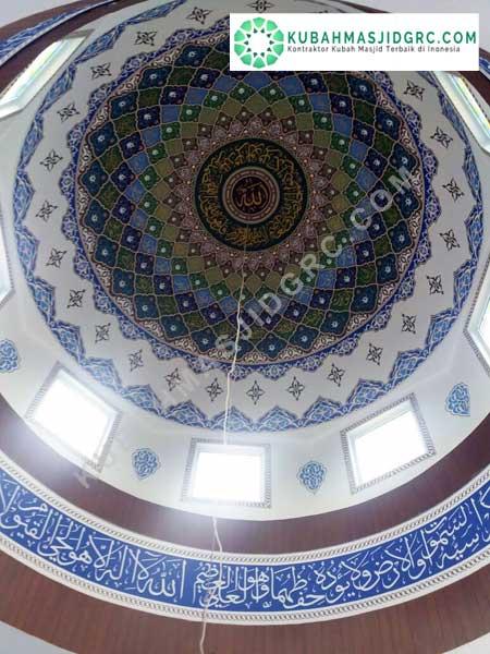 Portofolio Kubah Masjid 8