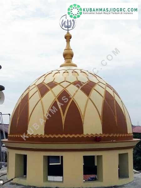 Portofolio Kubah Masjid 11