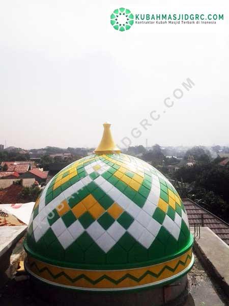 Portofolio Kubah Masjid 10