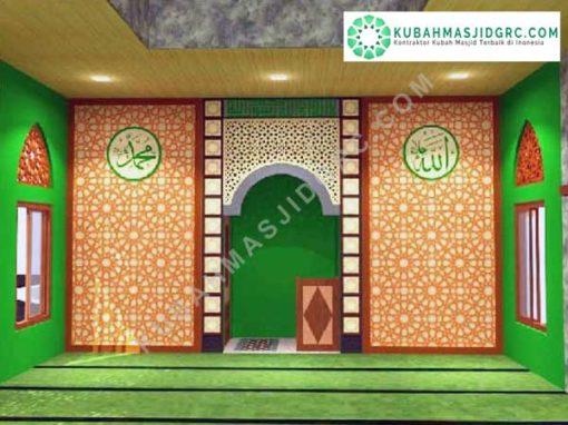 Portofolio Kubah Masjid 13