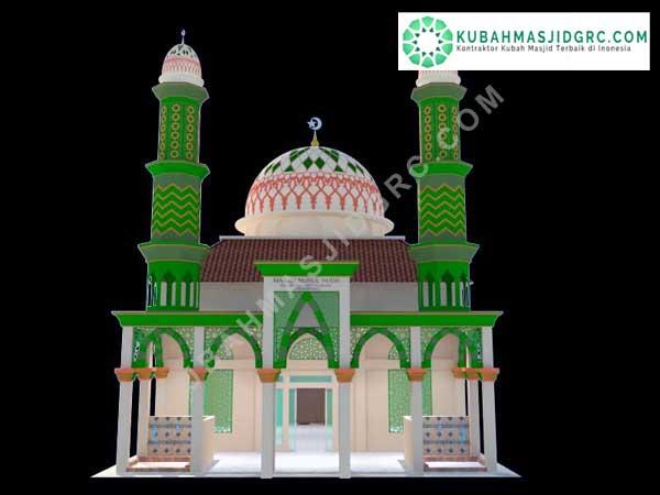 Portofolio Kubah Masjid 14