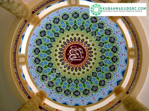 Portofolio Kubah Masjid 1