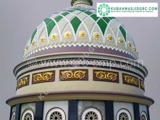 Portofolio Kubah Masjid 3