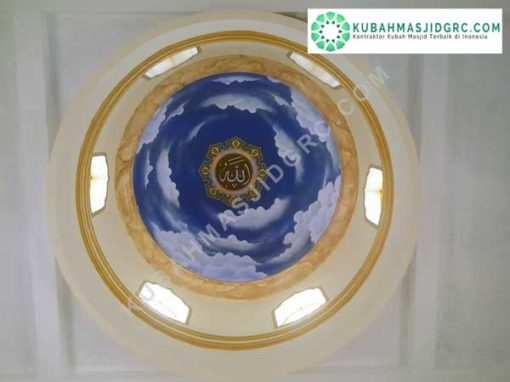Portofolio Kubah Masjid 12