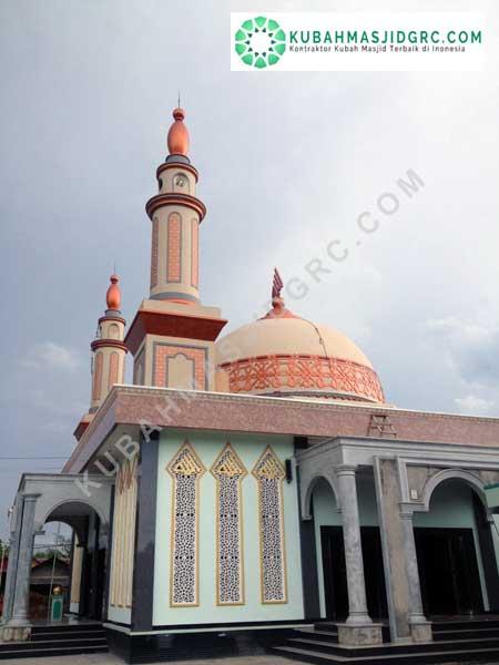 Portofolio Kubah Masjid 7